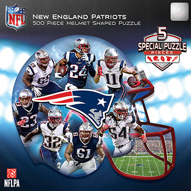 New England Patriots Puzzle