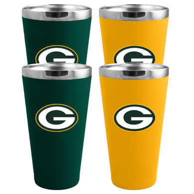 Green Bay Packers Tumbler Set