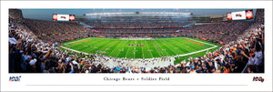 Chicago Bears Soldier Field 100th Season Panoramic Picture