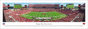 Tampa Bay Buccaneers Raymond James Stadium Panoramic Picture