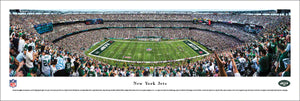 New York Jets Metlife Stadium 50 Yard Line Panoramic Picture