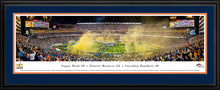 Denver Broncos Super Bowl 50 Champions Panoramic Picture