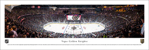 Vegas Golden Knights T-Mobile Arena Inaugural Game Panoramic Picture