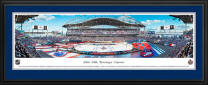 2016 Heritage Classic Edmonton Oilers vs. Winnipeg Jets Panoramic Picture