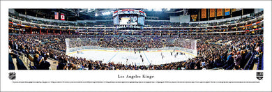 Los Angeles Kings Staples Center Panoramic Picture