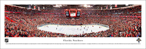 Florida Panthers Bank Atlantic Center Panoramic Picture