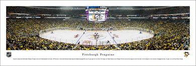 Pittsburgh Penguins PPG Paints Arena Panoramic Picture