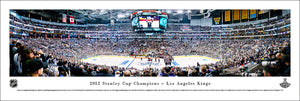 Los Angeles Kings 2012 Stanley Cup Champions Panoramic Picture