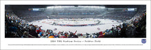NHL fan gear unframed panorama 2014 Stadium Series Blackhawks vs. Penguins - Sports Fanz