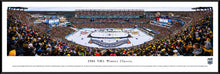 NHL fan gear framed panorama 2016 Winter Classic Bruins vs. Candiens - Sports Fanz