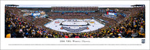 NHL fan gear unframed panorama 2016 Winter Classic Bruins vs. Candiens - Sports Fanz