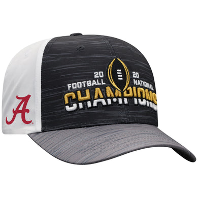 Alabama Crimson Tide Official 2020 CFP Champions On Field Hat