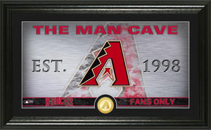 Arizona Diamondbacks Man Cave Panoramic