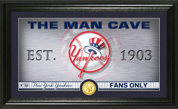 new york yankees man cave