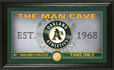 Oakland Athletics Man Cave