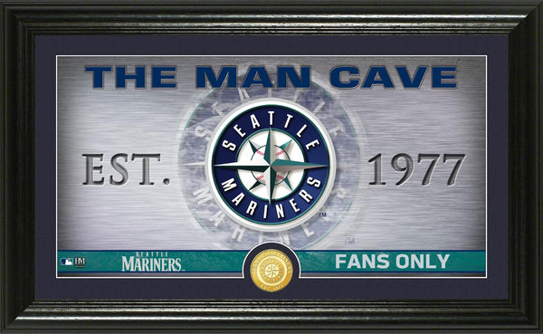 seattle mariners man cave