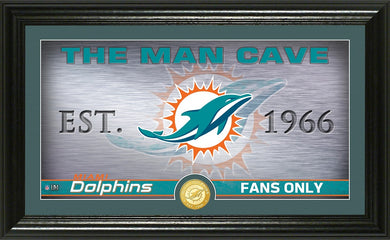 miami dolphins man cave