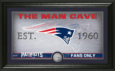 new england patriots man cave