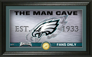 philadelphia eagles man cave