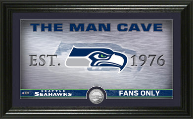 seattle seahawks man cave