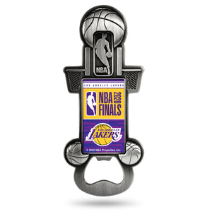 LA Lakers Magnetic Bottle Opener
