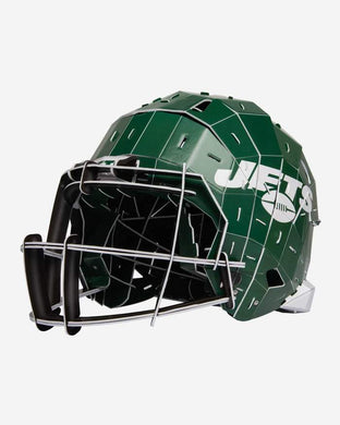 New York Jets 3D Helmet Puzzle