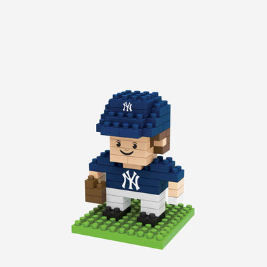 New York Yankees BRXLZ 3D Mini Player