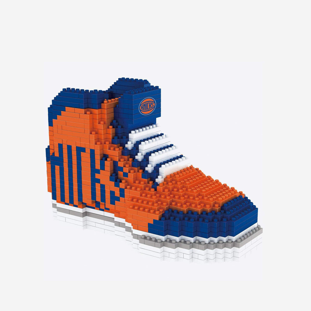 New York Knicks BRXLZ 3D Sneaker Puzzle