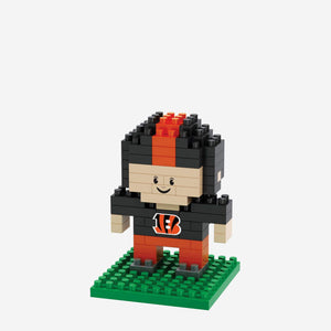 Cincinnati Bengals BRXLZ 3D Mini Player