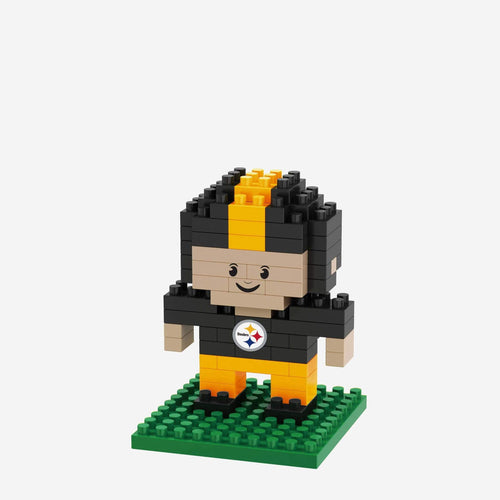 Pittsburgh Steelers BRXLZ 3D Mini Player