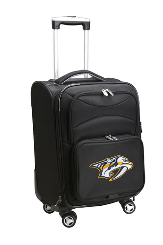 Nashville Predators Luggage Carry-On 21in Spinner Softside Nylon