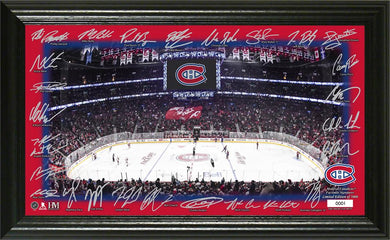 Montreal Canadiens Signature Rink