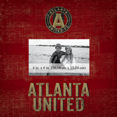 Atlanta United Team Name Picture Frame