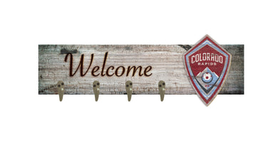 Colorado Rapids Coat Hanger