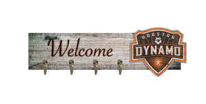 Houston Dynamo Coat Hanger