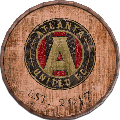 Atlanta United Established Date Barrel Top - 24