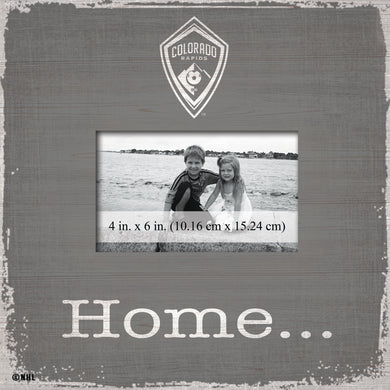 Colorado Rapids Home Picture Frame