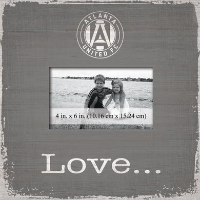 Atlanta United Love Picture Frame