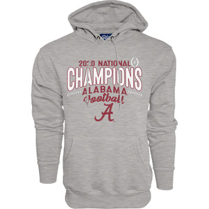 Alabama Crimson Tide 2020 CFP National Champions Hoody