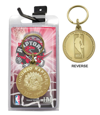 toronto raptors key chain