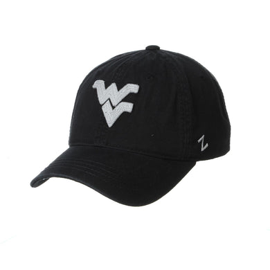 West Virginia Mountaineers Frisco Adjustable Hat