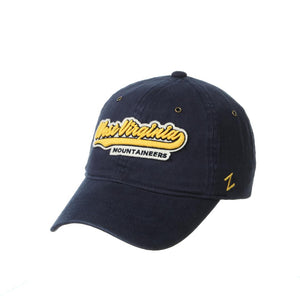 West Virginia Mountaineers Dallas Adjustable Hat