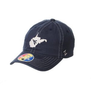 West Virginia Mountaineers Yonkers Dover Youth Hat