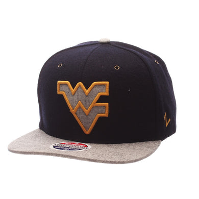 West Virginia Mountaineers Executive Adjustable Hat