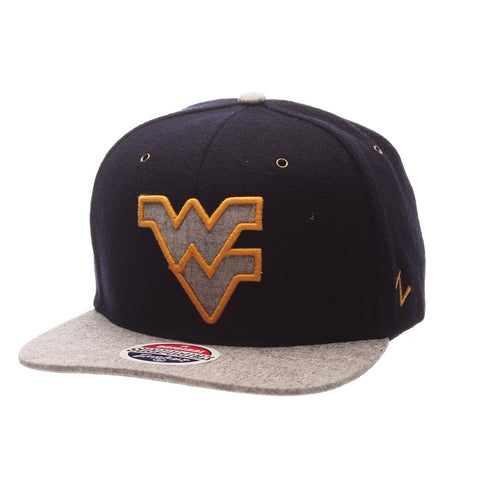 West Virginia Mountaineer Executive Adjustable Hat