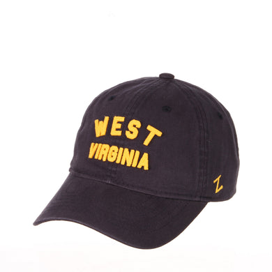 West Virginia Mountaineers Prime Adjustable Hat