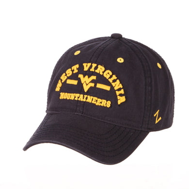 West Virginia Mountaineers Patron Adjustable Hat