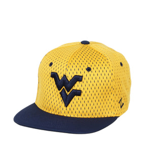 West Virginia Mountaineers Recruit Youth Flatbill Snapback Hat