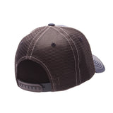 West Virginia Mountaineer Staple Trucker Hat by Zephyr