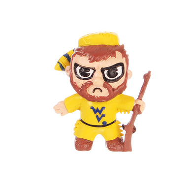 West Virginia Mountaineers Tokyodachi Mountaineer Action Figure